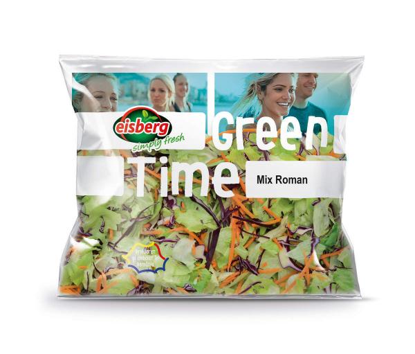 Salata Mix Roman 250 GR 0