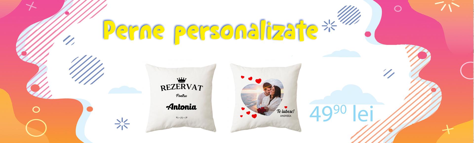 Perne personalizate