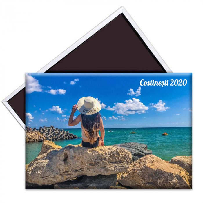 Magnet personalizat tip fotografie, dimensiuni 10x15 cm 0