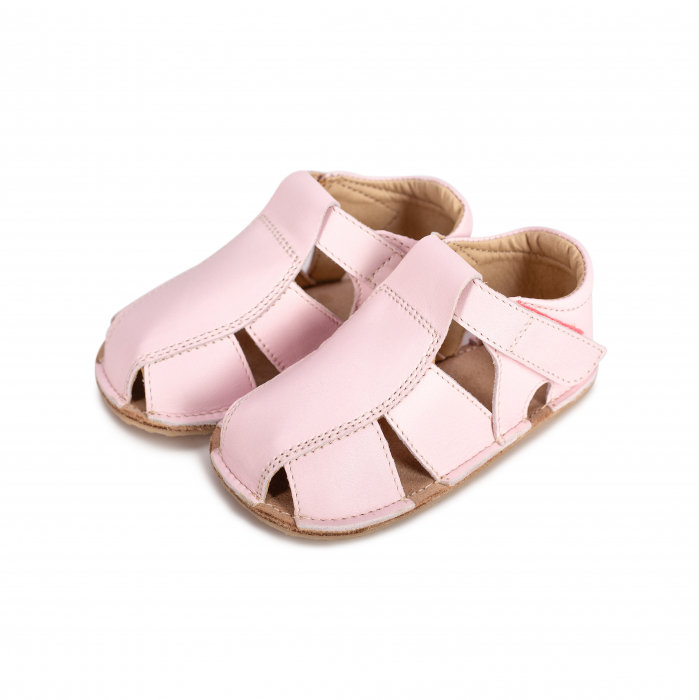 Săndăluțe Barefoot M2 Roz [1]