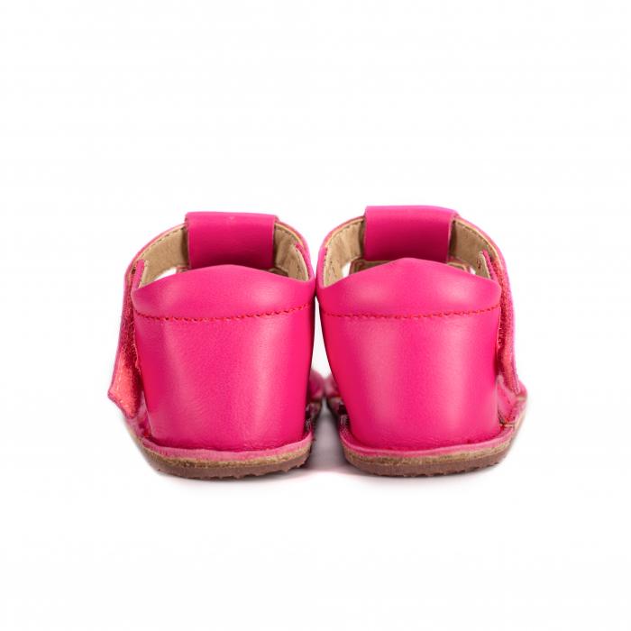 Săndăluțe Barefoot M2 Fucsia [2]
