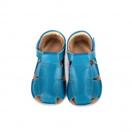 Săndăluțe Barefoot M2 Albastre [0]