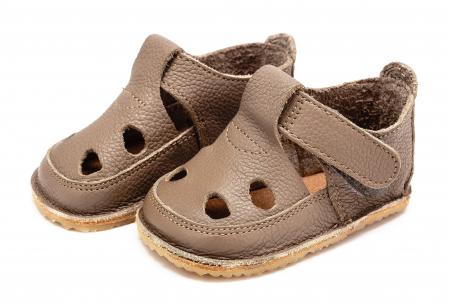 Săndăluțe Barefoot maro [0]
