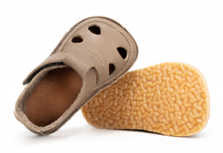 Săndăluțe Barefoot maro [1]