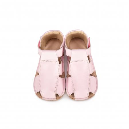 Săndăluțe Barefoot M2 Roz [0]