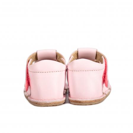 Săndăluțe Barefoot M2 Roz [2]
