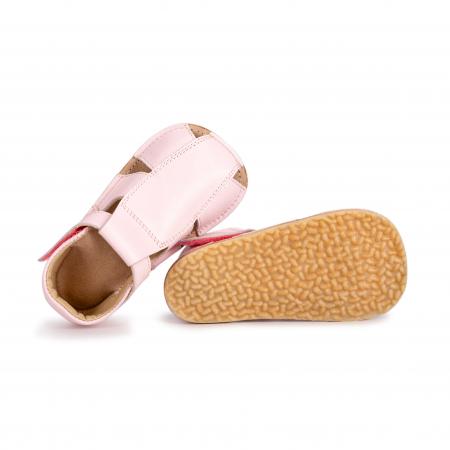 Săndăluțe Barefoot M2 Roz [3]