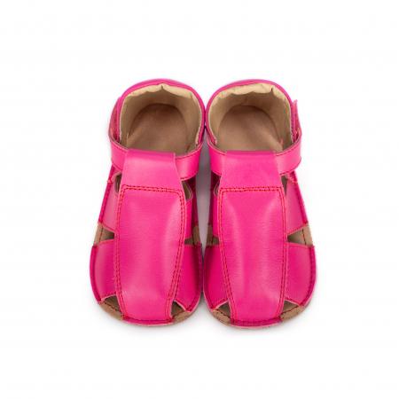 Săndăluțe Barefoot M2 Fucsia [0]