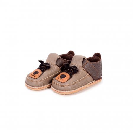 Papucei Barefoot Catel maro [0]