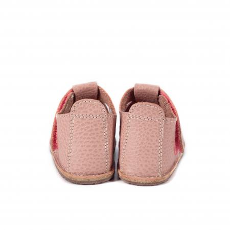 Săndăluțe Barefoot roz prăfuit [2]