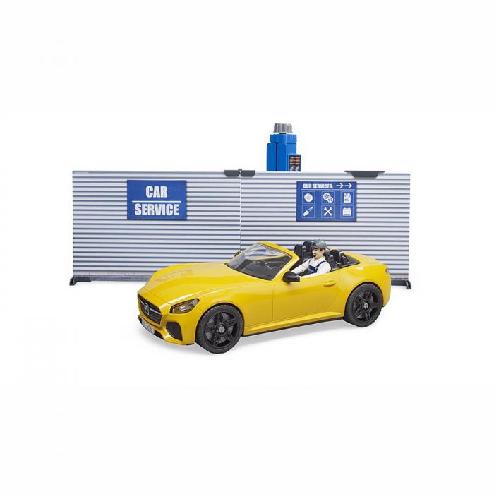 Atelier de service auto [2]