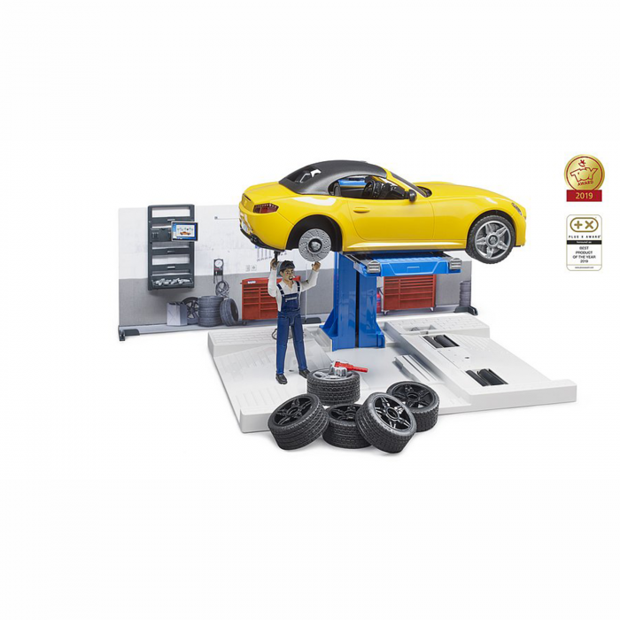Atelier de service auto [3]