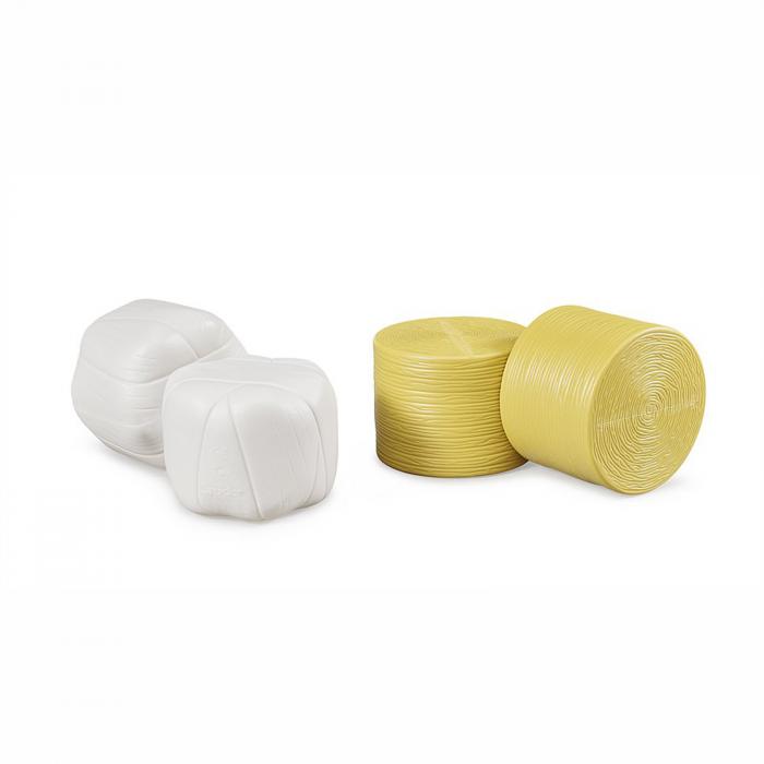 Jucărie - Baloți rotunzi 4 buc [0]
