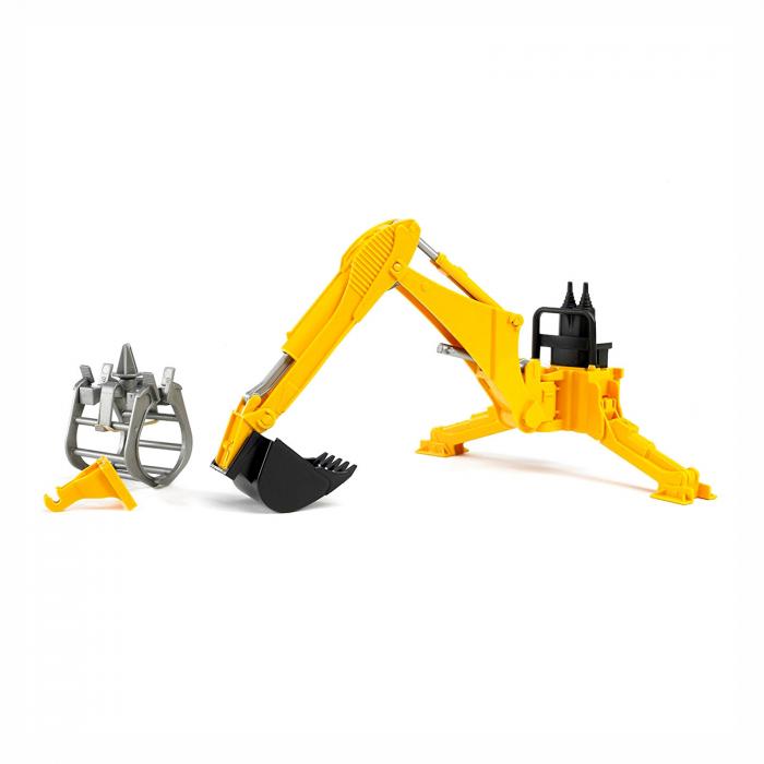Jucărie - Braț Excavator cu Graifer și Cupă [2]