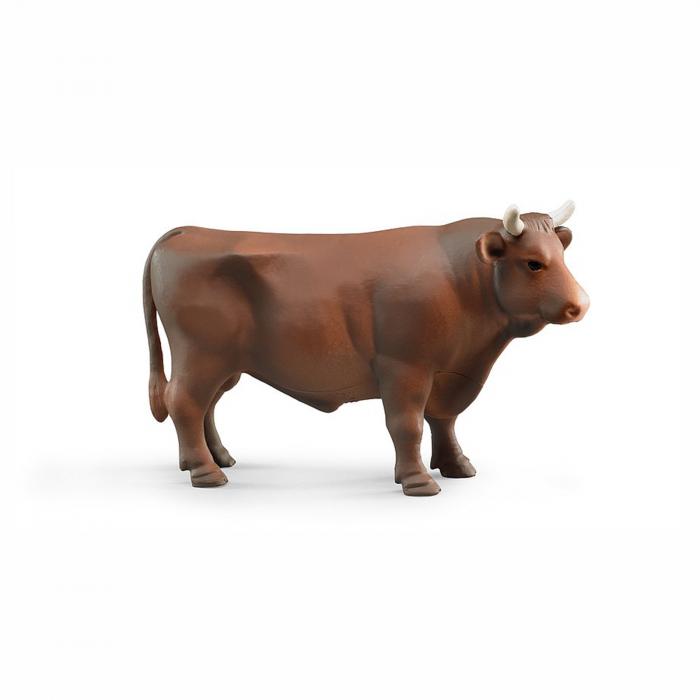 Jucărie - Figurină taur maro [0]