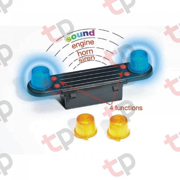 Jucărie - Modul sunet și lumină cu 4 funcții diferite [1]