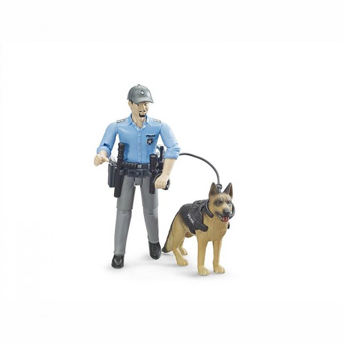 Polițist cu câine - 2020 [0]