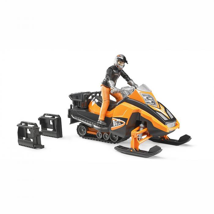 Snowmobil cu șofer și accesorii [3]