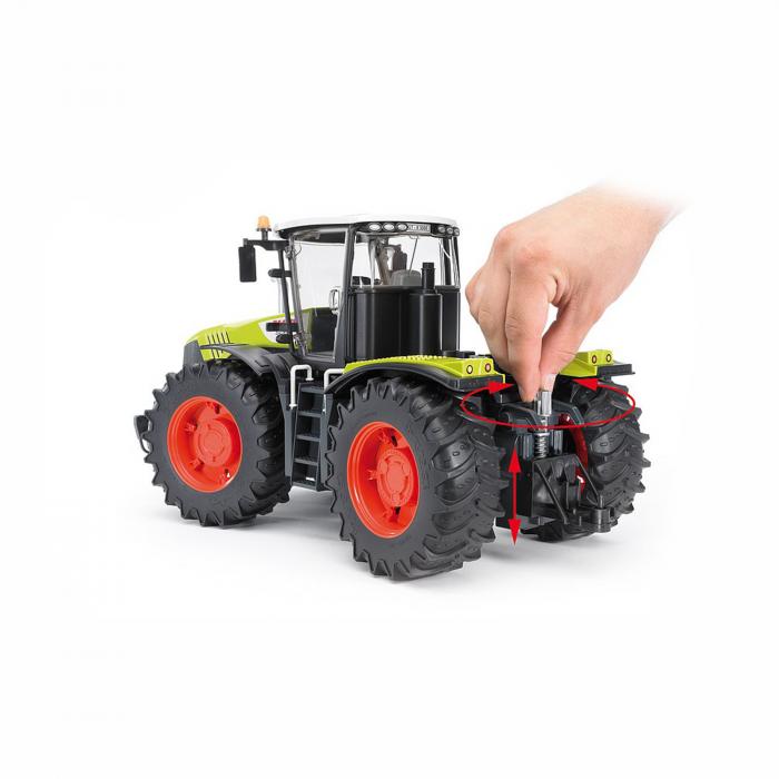 Jucărie - Tractor Claas Xerion 5000 [4]