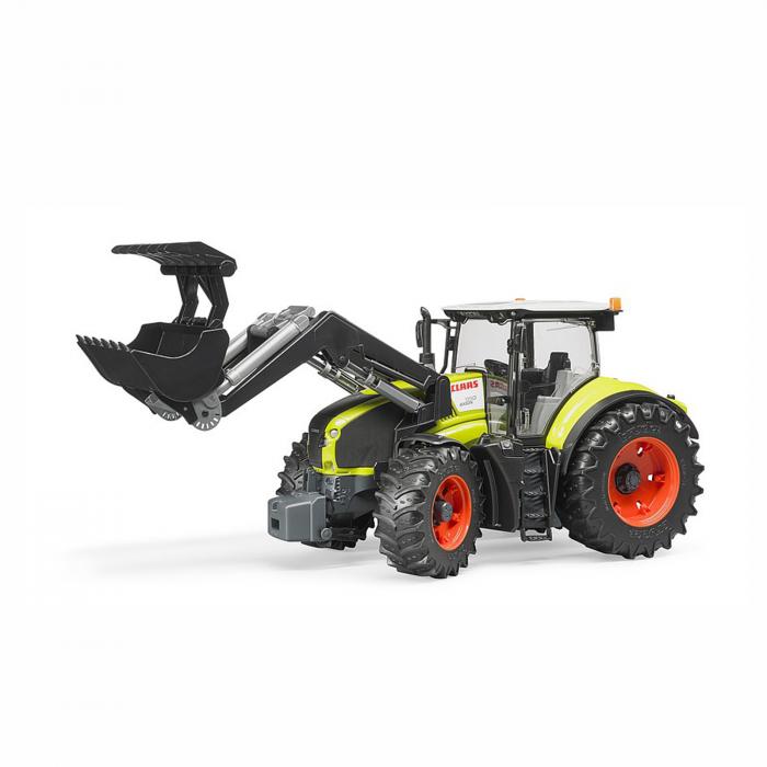 Jucărie - Tractor cu încărcător frontal Claas Axion 950 [2]
