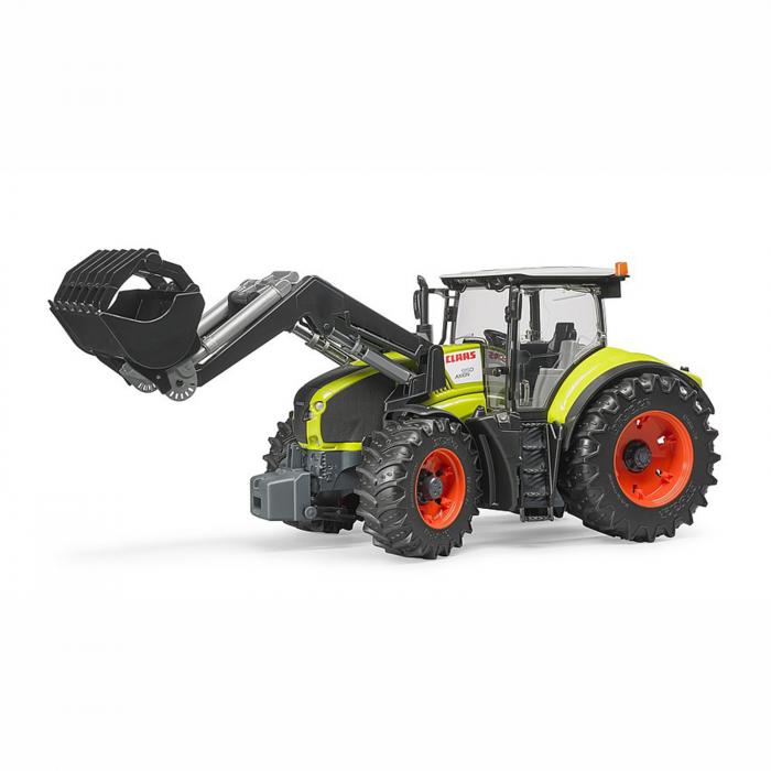 Jucărie - Tractor cu încărcător frontal Claas Axion 950 [0]