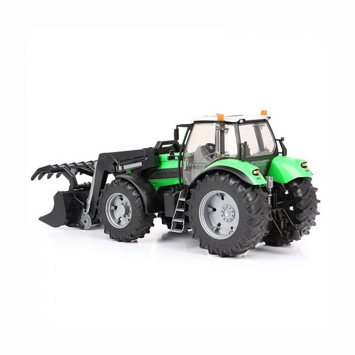Tractor Deutz Agrotron X720 cu încărcător frontal [2]