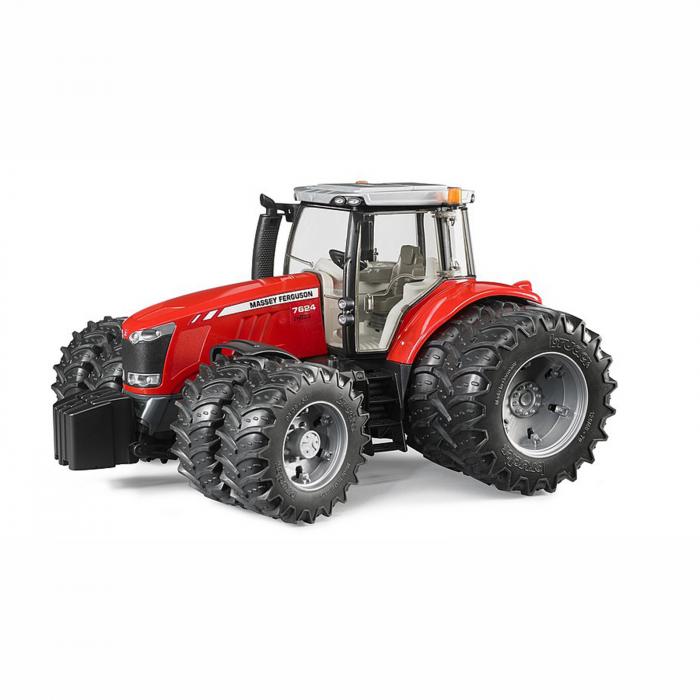 Jucărie - Tractor Massey Ferguson 7600 [2]