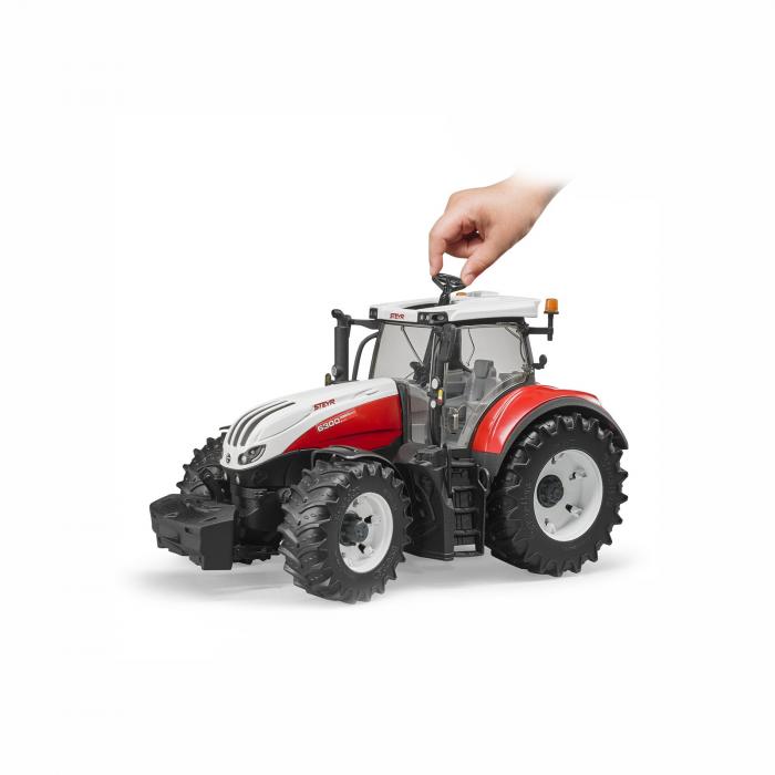 Jucărie - Tractor Steyr 6300 Terrus CVT [2]