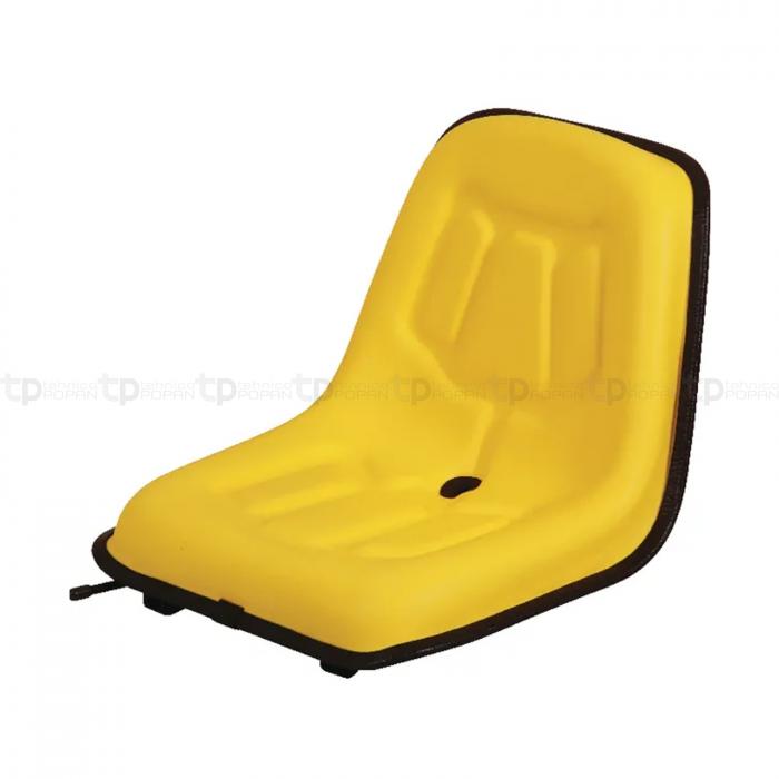 Scaun galben - PVC - gopart [0]