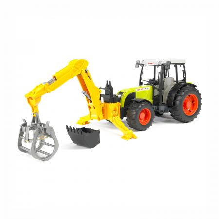 Jucărie - Braț Excavator cu Graifer și Cupă [1]