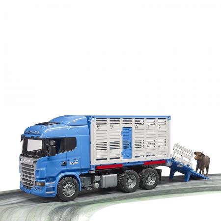 Camion Scania seria R pentru transport animale [0]