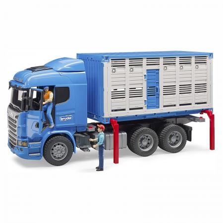 Camion Scania seria R pentru transport animale [2]