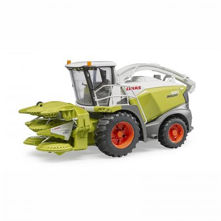 Jucărie - Combină de recoltat Claas Jaguar 980 [1]