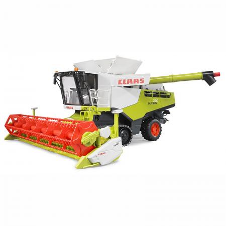 Jucărie - Combină de recoltat Claas Lexion 780 [0]
