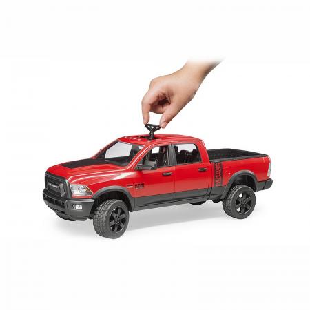 Jucărie - Mașină de teren Dodge RAM 2500 Power [2]