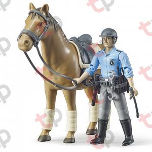 Jucărie - Polițist pe cal [1]