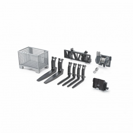 Jucărie - Set accesorii pentru încărcător frontal [0]