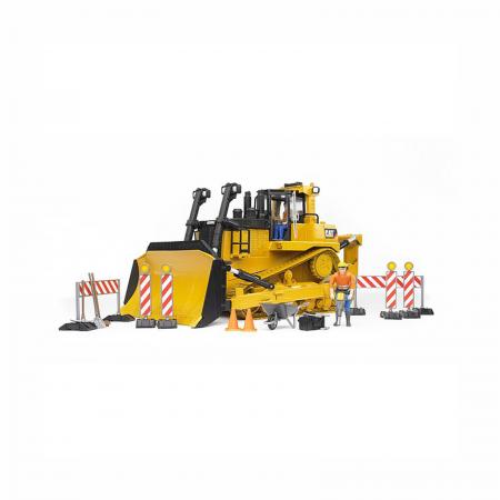 Jucărie - Figurină muncitor constructor cu accesorii [1]