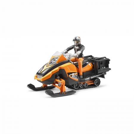 Snowmobil cu șofer și accesorii [0]