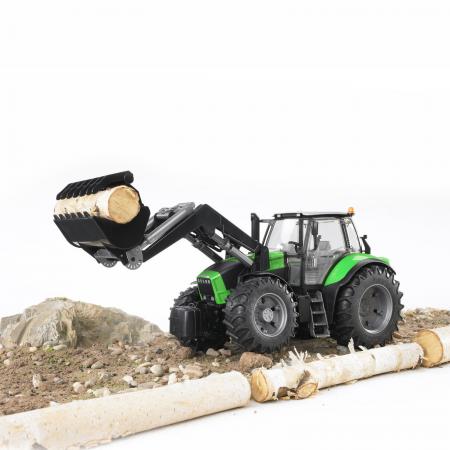 Tractor Deutz Agrotron X720 cu încărcător frontal [1]