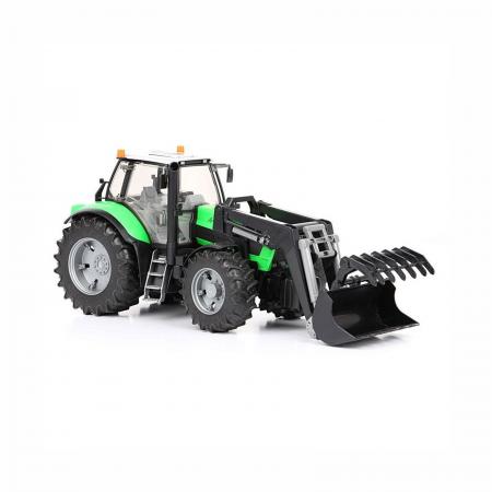 Tractor Deutz Agrotron X720 cu încărcător frontal [0]