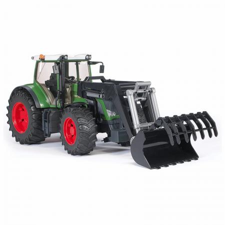 Jucărie - Tractor Fendt 936 Vario cu încărcător frontal [0]