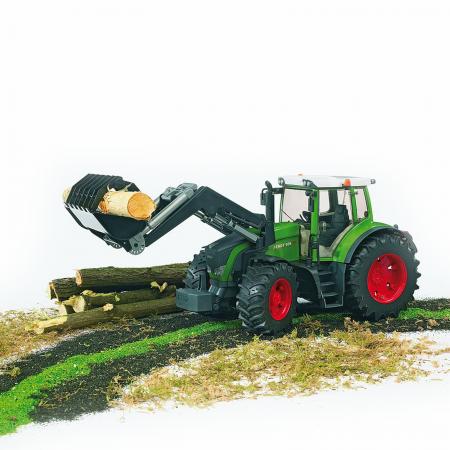 Jucărie - Tractor Fendt 936 Vario cu încărcător frontal [1]