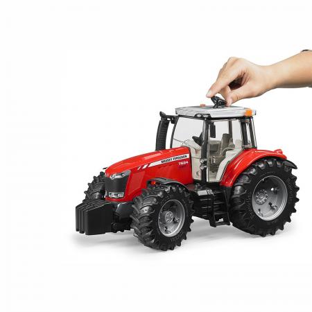 Jucărie - Tractor Massey Ferguson 7600 [1]