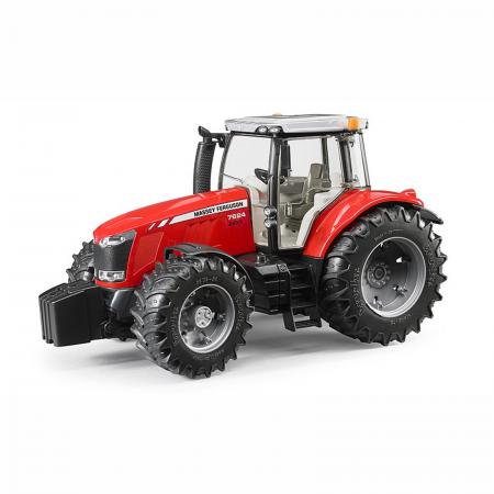 Jucărie - Tractor Massey Ferguson 7600 [0]