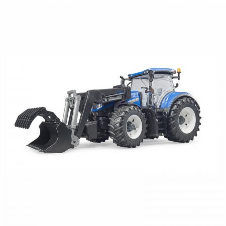 Jucărie - Tractor New Holland T7.315 cu Încărcător Frontal [1]