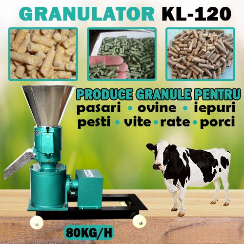 Granulator KL-120
