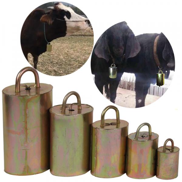 Clopot M pentru ovine | bovine 4