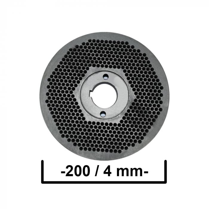 Matrita 200/4 mm Ø [0]