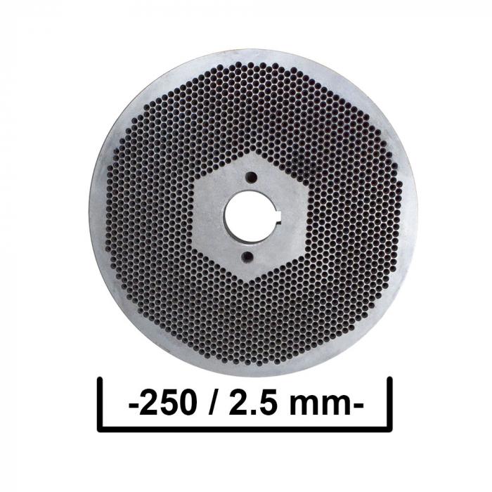 Matrita 250mm/2,5mm [0]